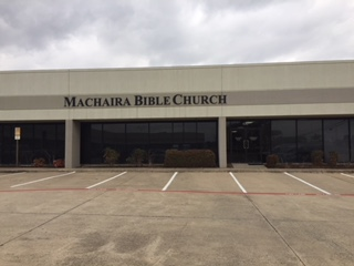 Machaira Bible Church